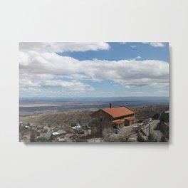 View From Jerome, Az. No. 1 Metal Print