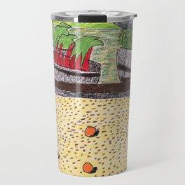 Bocce at Lerida Travel Mug