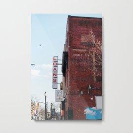 Loans Metal Print