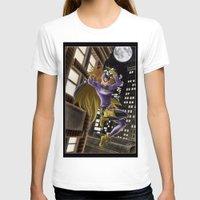 batgirl T-shirts featuring Batgirl  by Juliano Sousa
