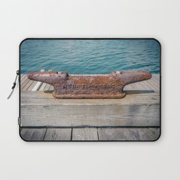 Rusted Laptop Sleeve