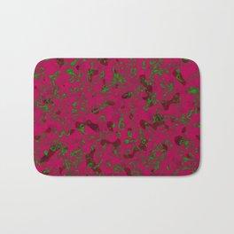 Rhubarb Spores Bath Mat