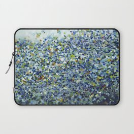 Leo Carrillo Dotted Beach Pattern Laptop Sleeve