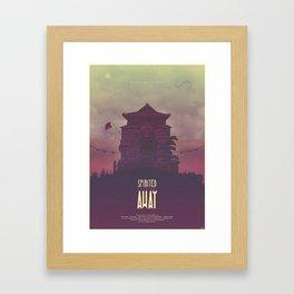 The River Spirit Framed Art Print