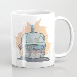 Robo-Burger Coffee Mug