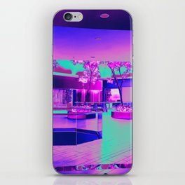 Retro Retail Realm iPhone Skin