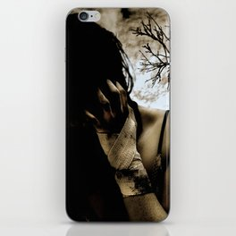 thousand years series (temple) iPhone Skin