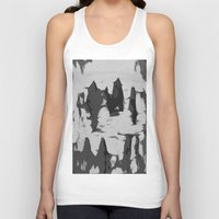 birch Tank Tops featuring Birch by vdell