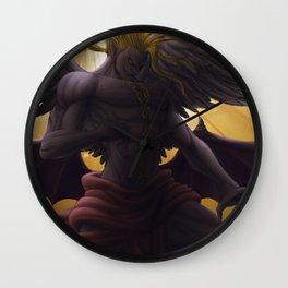 Kefka -  God form Wall Clock