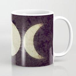 Triple Moon Goddess Coffee Mug