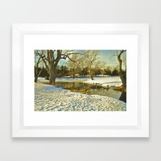 Somewhere Only We Know 2 Framed Art Print