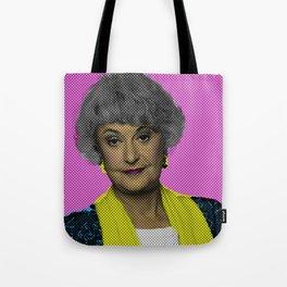 Bea Arthur: The Golden Girls Tote Bag