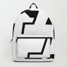 Big Hashtag Backpack