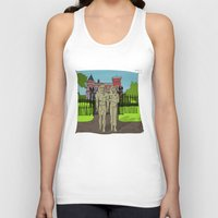 "broadway Tank Tops featuring ""Tourists on Broadway"" 2013 a.correia by correia creative"