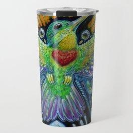 Colibri / Beija Flor II Travel Mug