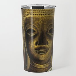 Buddha II Travel Mug