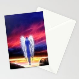 Spirit in the Sky Stationery Cards