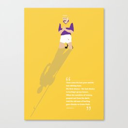 George O'Connor, Wexford Hurling Canvas Print