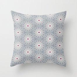 Winterstars 2 Throw Pillow