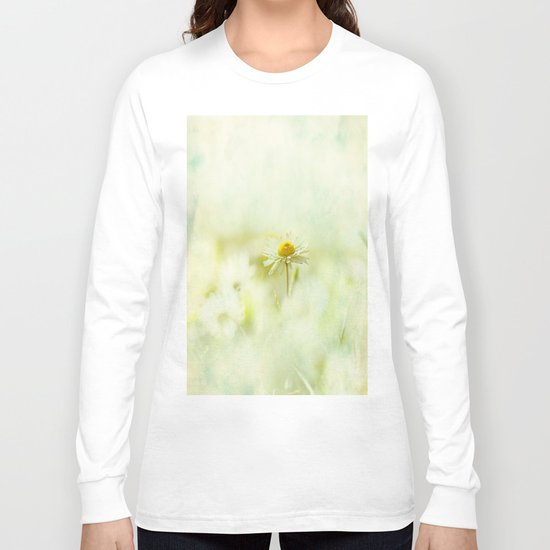 Lone Daisy Long Sleeve T-shirt