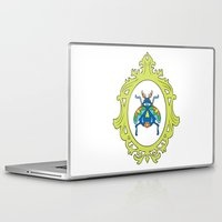 beetle Laptop & iPad Skins featuring Beetle by Kelly Gogas