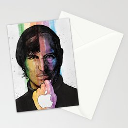 Jobs Stationery Cards