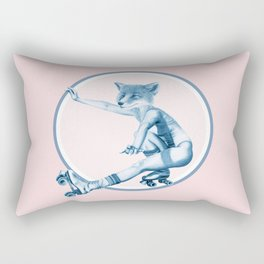 Menagerie Fox Rectangular Pillow