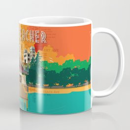Once A Beacher Coffee Mug