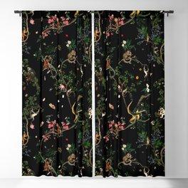Monkey World Blackout Curtain