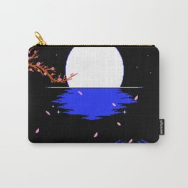 Teardrops Carry-All Pouch