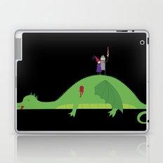 Knight in Shining Tin Foil Laptop & iPad Skin