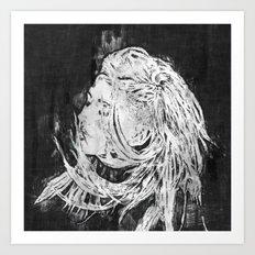 Ellie Art Print