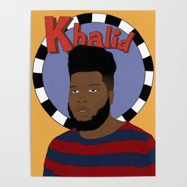Khalid Poster