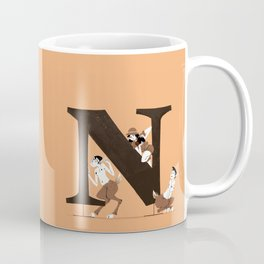 Nina & Liminal Coffee Mug