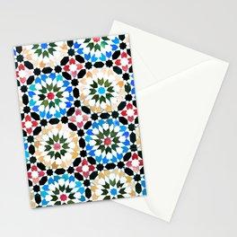 Oriental pattern Stationery Cards