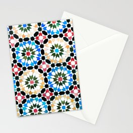 Oriental pattern Stationery Cards