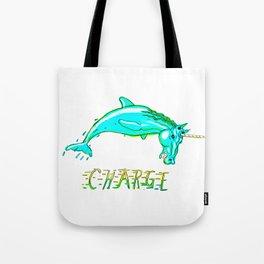 CHARGE! Tote Bag