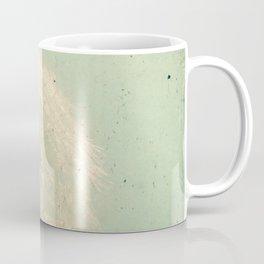 Dandelion Clock Coffee Mug