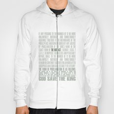 The Riot Act Hoody