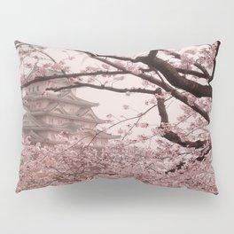 Pink Himeji Dream Pillow Sham
