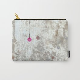 Looking in Mirror by Annalisa Ramodino Carry-All Pouch