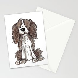 Sit and Stay Stationery Cards
