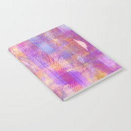 Marbled Patchwork Notebook