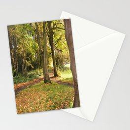 AUTUMN IN CHISELHURST Stationery Cards