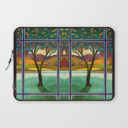 Shadow of a Seville Orange Laptop Sleeve