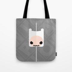 Marshmallow Finn Tote Bag