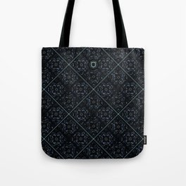 Portugal at Midnight Tote Bag