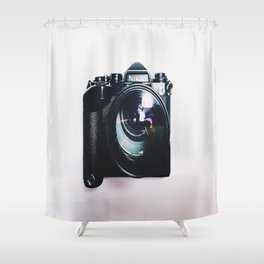 FE Shower Curtain