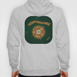 cell glance Hoody
