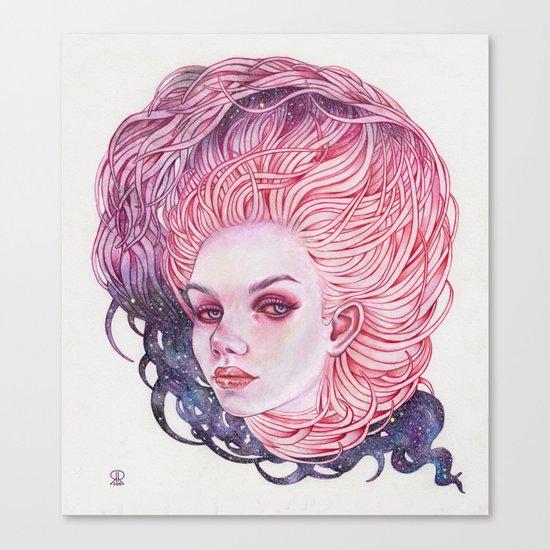 Proud Canvas Print